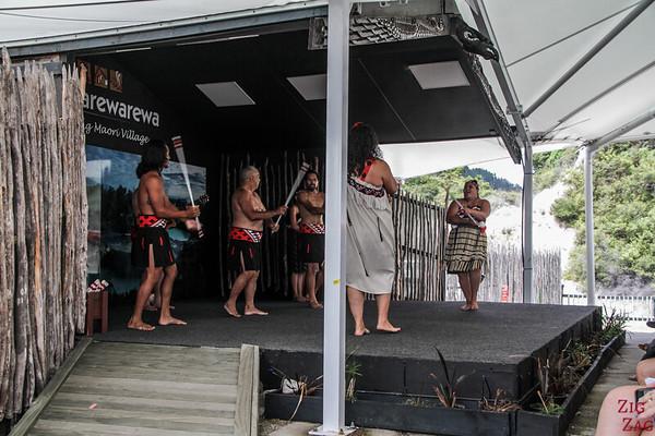 Meilleures attractions de Nouvelle-Zélande : île du Nord ou île du Sud ? Maori