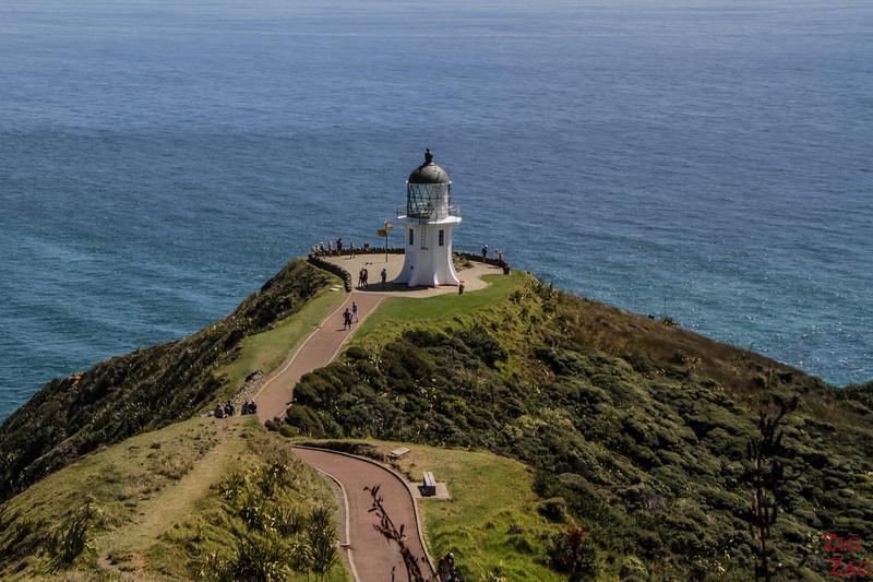 Marche phare Cap Reinga 5