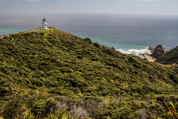 North Island New Zealand Itinerary 7 days - Cape Reinga 2