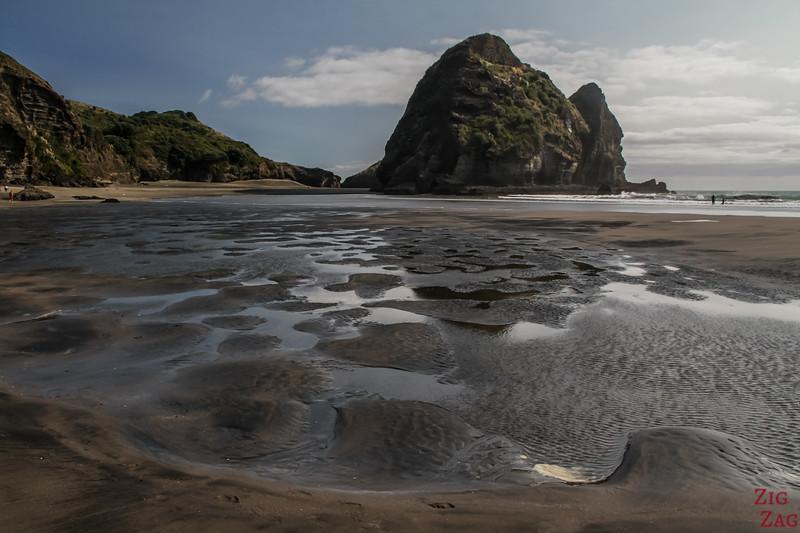 Plus belles plages de Nouvelle-Zélande - Piha 2