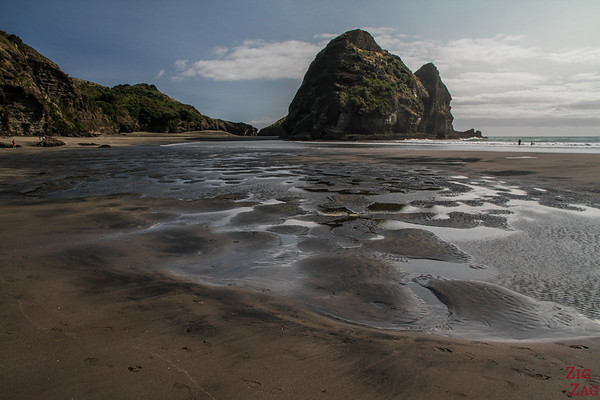 North Island New Zealand Itinerary 7 days - Piha 2