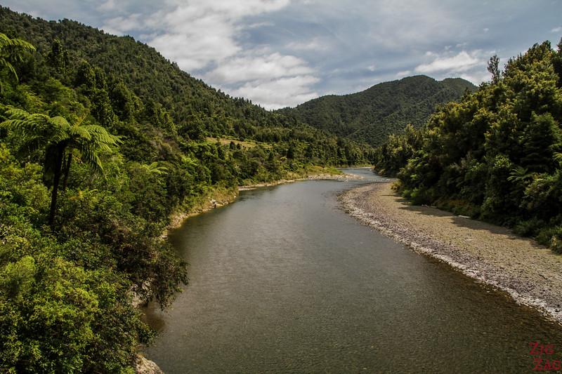 Pont historique de Tauranga