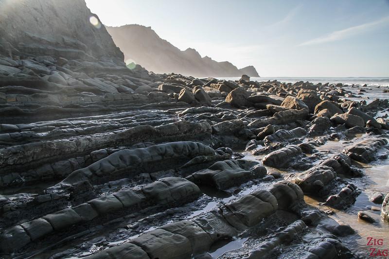 Nouvelle-Zélande Plages photos - Sponge Bay 2