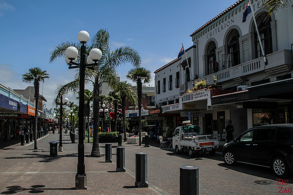 best towns in New Zealand - Napier