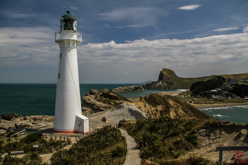 NZ Castlepoint Lighthouse Walk 6