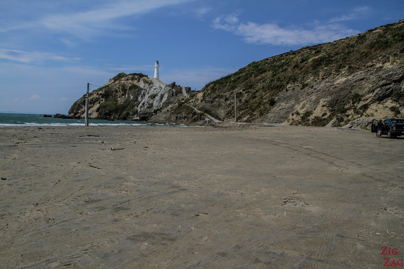 Marche du phare - Castlepoint Lighthouse Walk 1