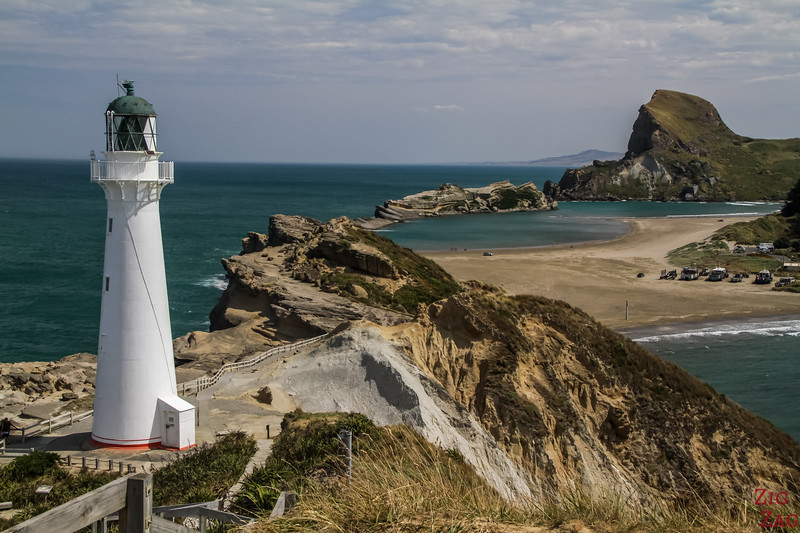 Top New Zealand views - Castlepoint