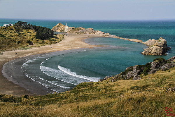 New Zealand Itinerary 2 weeks - Castlepoint lagoon