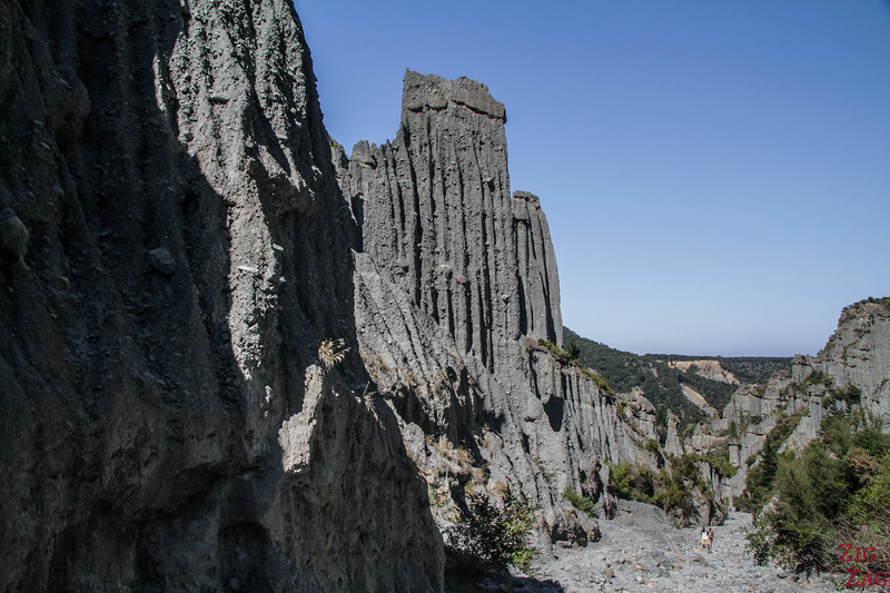 Putangirua Pinnacles in photos 3