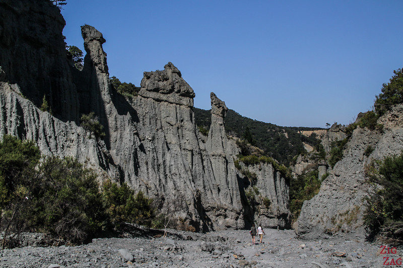 Putangirua Pinnacles Walk