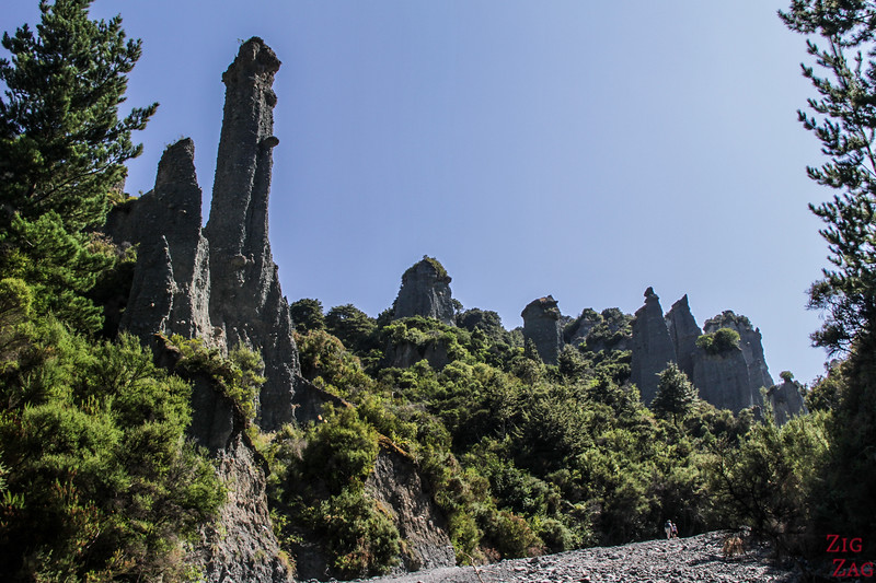 Putangirua Pinnacles in photos 2