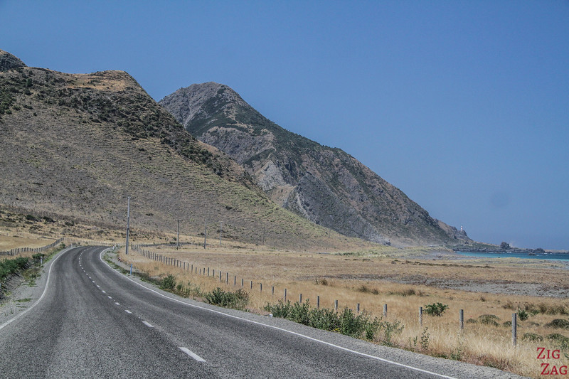 Cape Palliser Road 3