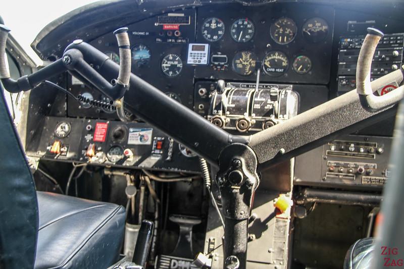 Rotorua floatplane - pilot