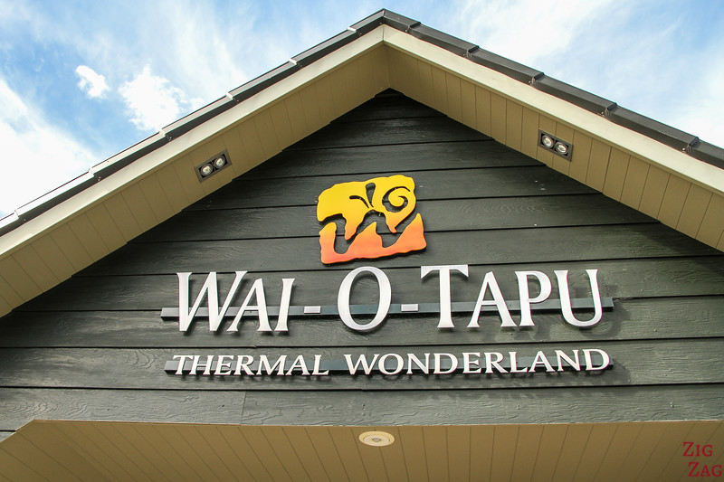 Why visit the Wai-O-Tapu Thermal Wonderland?