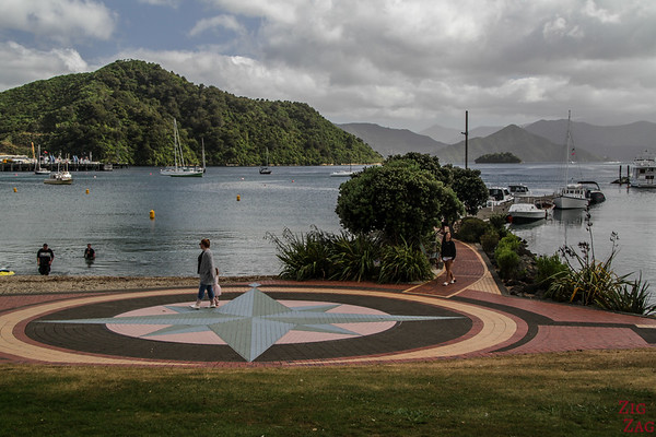 best towns in New Zealand - Picton