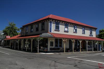 Neuseeland Reiseroute 2 Wochen - Akaora 2