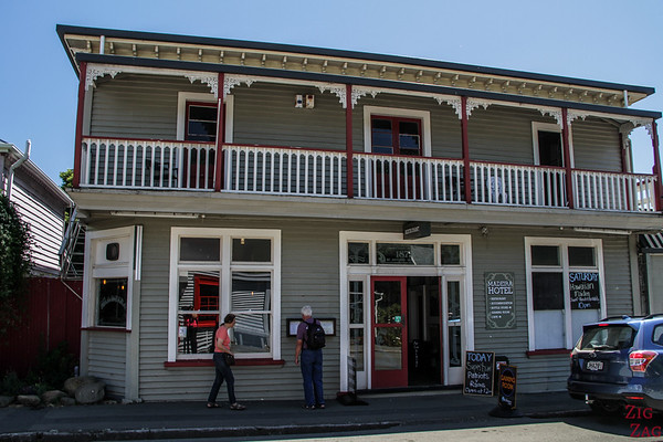 Best cities in New Zealand to stop on your itinerary - Akaroa hotel