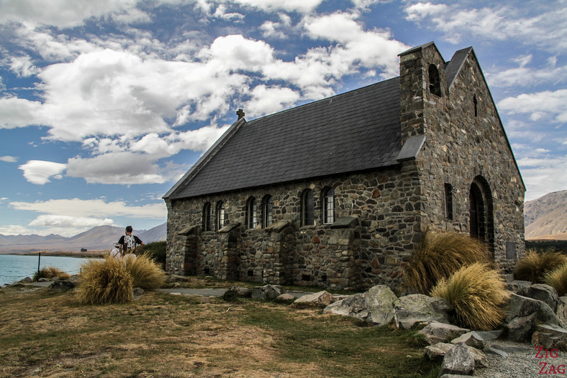 Lake Tekapo église