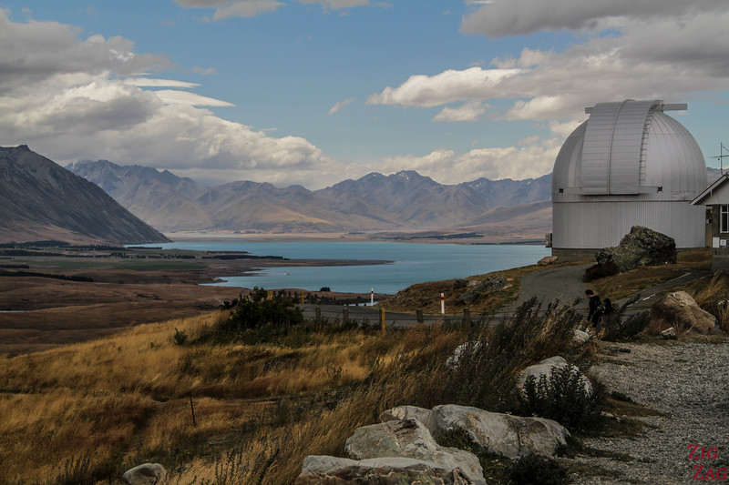 Where to stay in New Zealand Tekapo