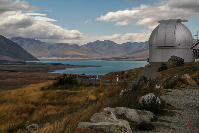 best things to do in New Zealand South Island - Lake Tekapo