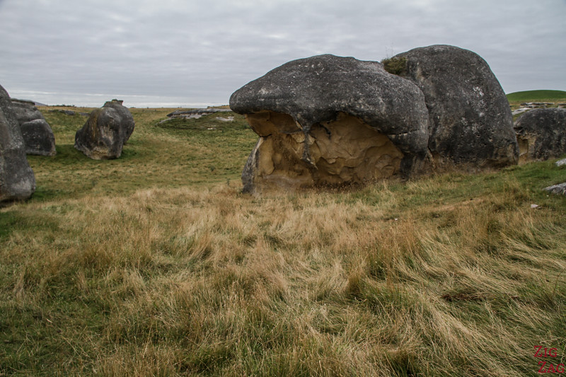 Elephant Rocks New Zealand - photo 5