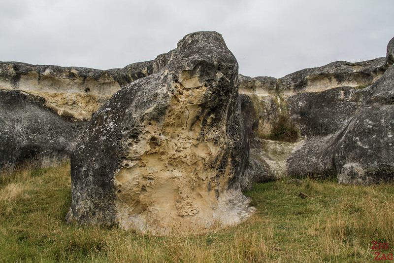 Elephant Rocks New Zealand - photo 4