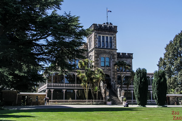things to do in Dunedin - Larnach castle