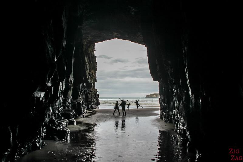 Pourquoi visiter les Cathedral Caves dans les Catlins