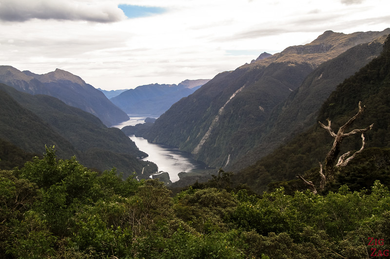 Voyage en New Zealand - Que faire sur l'île Sud - Doubtful SOund