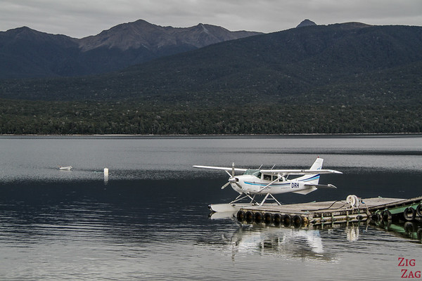 South Island New Zealand Itinerary 10 days - Te anau activities
