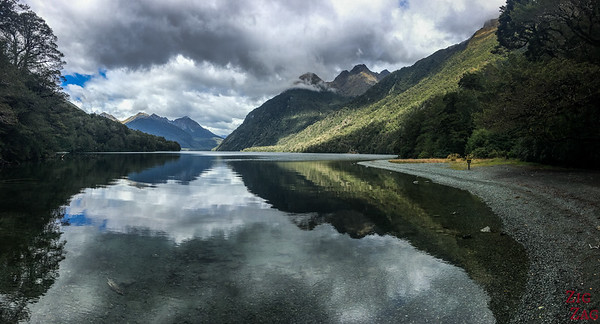 New Zealand South Island Itinerary 7 days - Lake Gunn