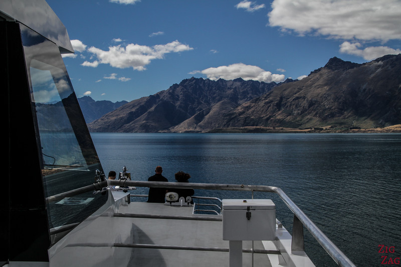 New Zealand South Island Itinerary 7 days - Lake Wakatipu