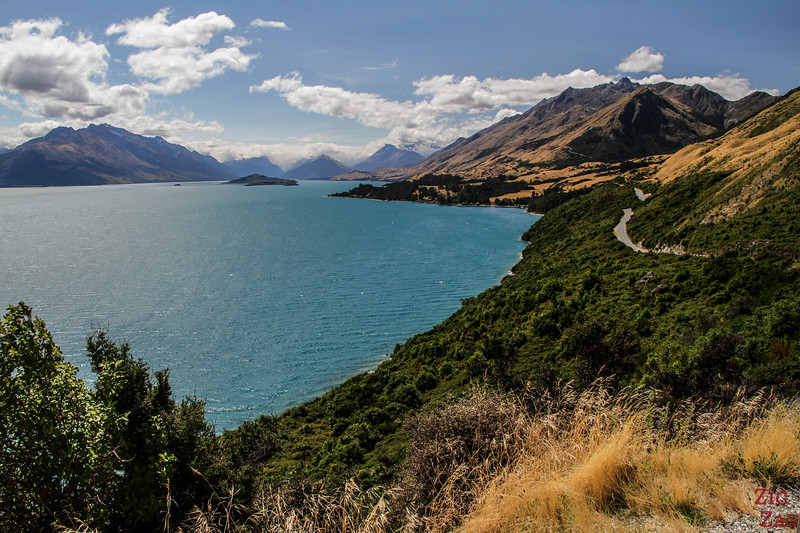 New Zealand South Island Itinerary 7 days - Glenorchy