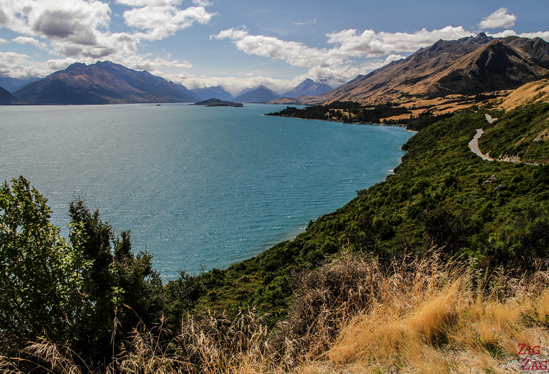 Best places to visit in the New Zealand South Island - Glenorchy