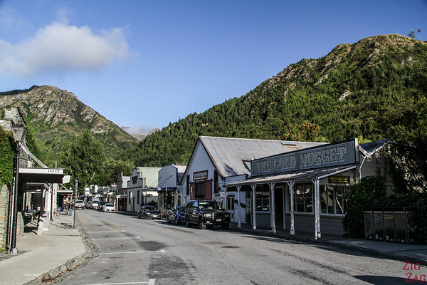 New Zealand South Island Itinerary 7 days - arrowtown