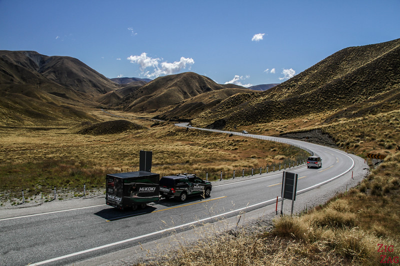 road conditions in New Zealand