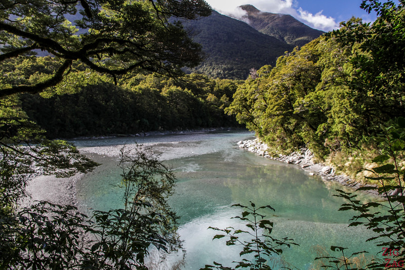 Photos des Haast Pass Blue Pools 5