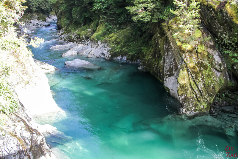 Photos des Haast Pass Blue Pools 4