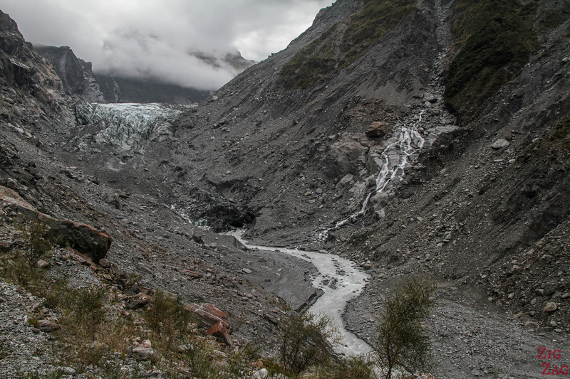 Glaciers of New Zealand - Fox