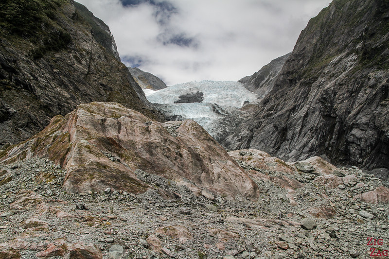 Walk to Franz Josef Glacier New Zealand 5