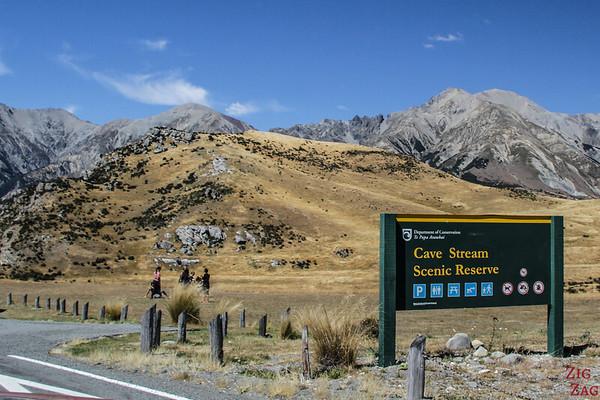 Cave Stream Scenic Reserve 1
