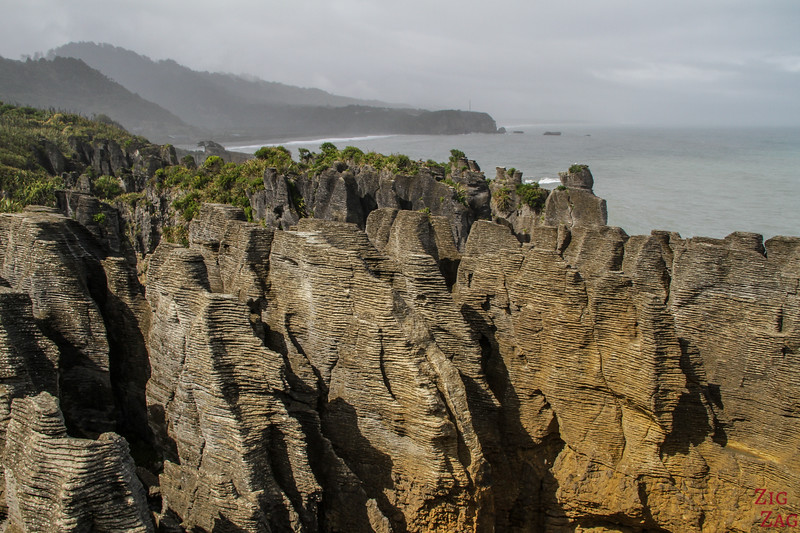 Geological wonders New Zealand - Punakaiki