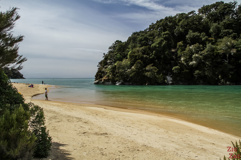South Island New Zealand Itinerary 10 days - Kaiteriteri