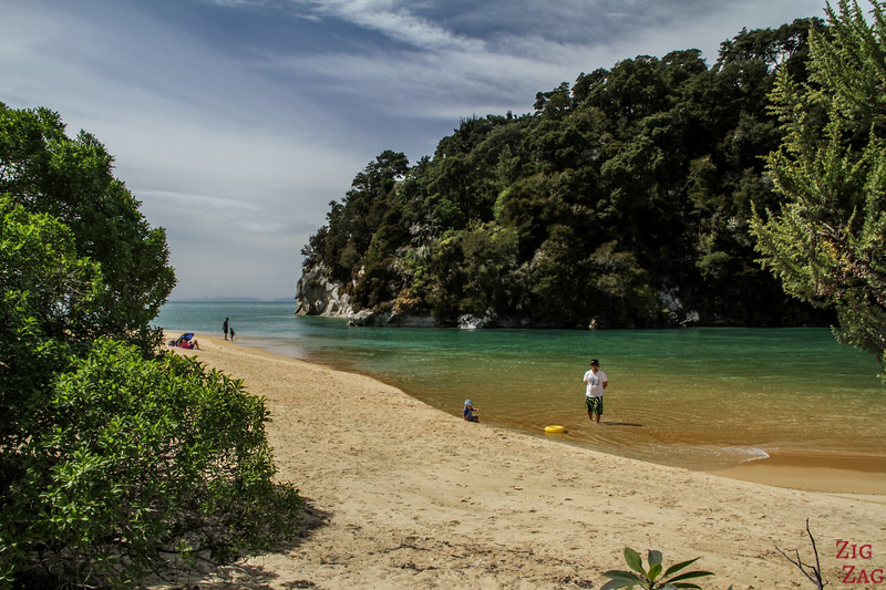Strand Neuseeland - Kaiteriteri