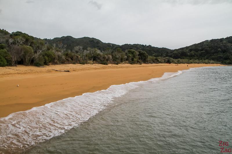 Abel Tasman Beaches - Famous New Zealand beaches
