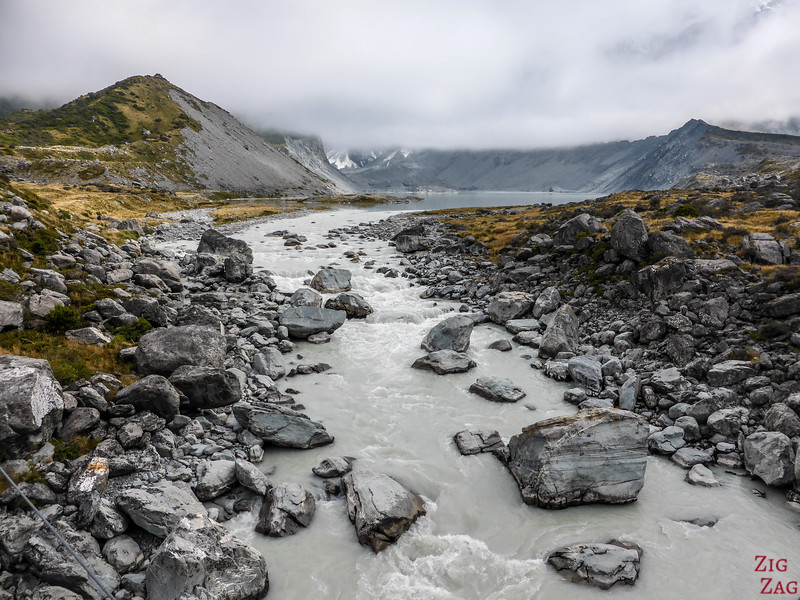 Mount Cook Walks - Hooker valley track 3
