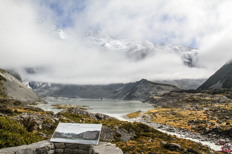 Mount Cook Walks - Hooker valley track 2