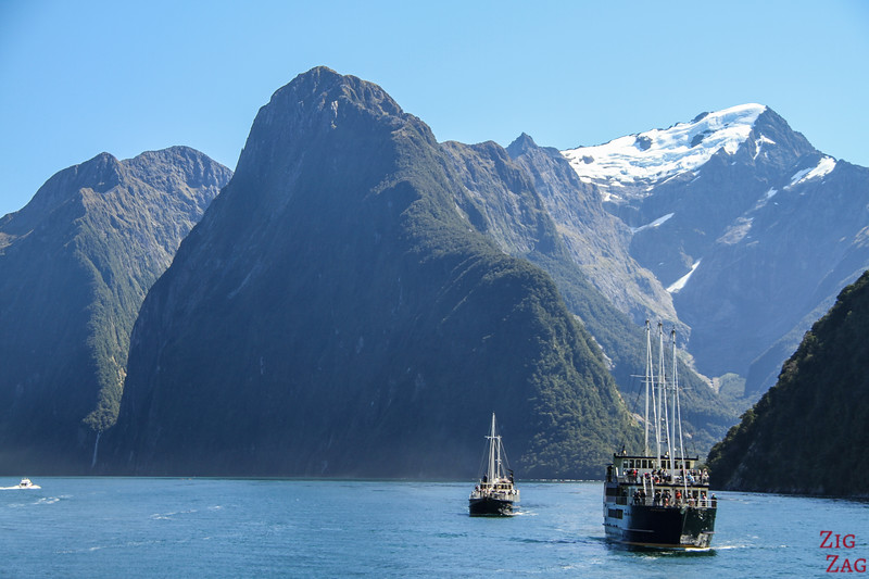 Top New Zealand views - Milford Sound