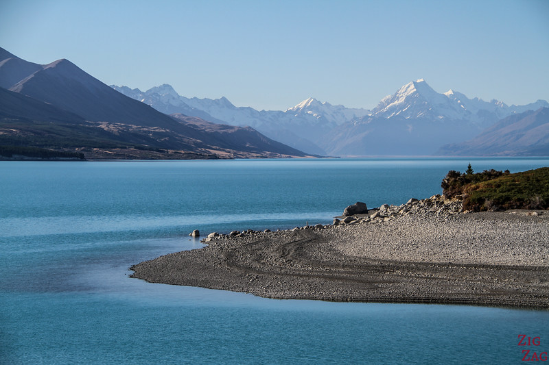 Top New Zealand views - Pukaki