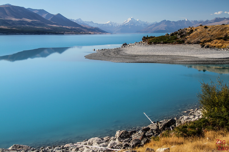 things to do at Lake Pukaki - Shore walk